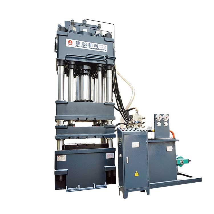 四柱式双动薄板拉伸液压机