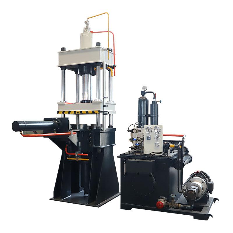 100吨电机转子液压机