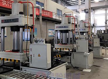 200吨离合器专用液压机怎么检测液压油