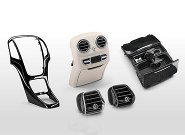 汽车内饰伺服液压机机械多向模具
