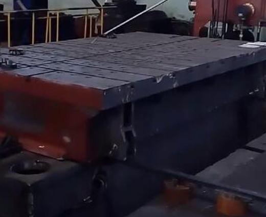 800T移动工作台视频
